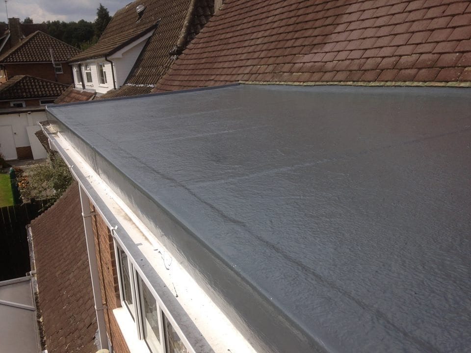 Traditional Felt Roofing Vs Grp Fibreglass Roofing